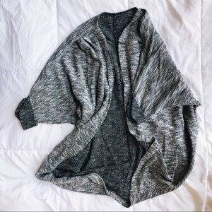 American Apparel Modal Shawl / Oversized Cardigan